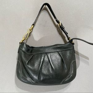 "Coach vintage hobo purse 8"" deep, 13"" wide"
